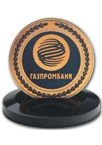 "Медаль ""Газпромбанк"""